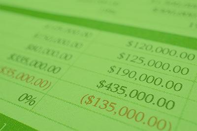 Microsoft Excel Sheet